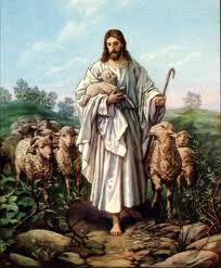 JESUS IS OUR SHEPHERD LEADING US TO GOD