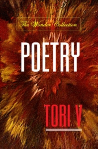 Poetry plain FRONT cover vibrant webs header